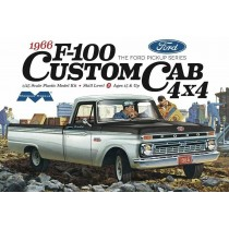 Moebius 1236 Ford F-100 Custom CAB 4X4 1966  1:25