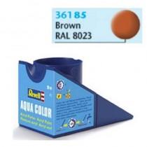 Revell 36185 Tinta Marrom fosco Acrílica 18 ml