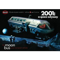 Moebius 2001-1 A Space Odyssey The moon bus 1:55