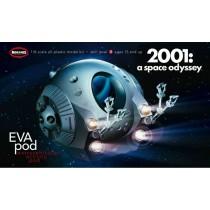 Moebius 2001-4 A Space Odyssey EVA pod  1:8