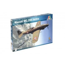 Italeri 2765 Macchi MC.205 Veltro 1:48