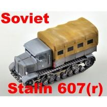 Easy Model 35113 Voroshilovets STALIN 607 ( r )  1:72
