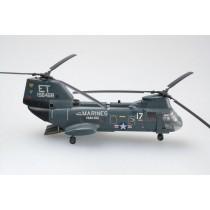 Easy Model 37002 CH-46F ET17 N°156468 HMM-262  1:72