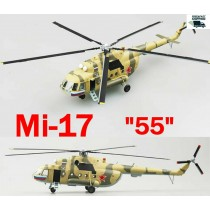 "Easy Model 37045 Mi-17 ""55"",Based at Boodyonnovsk,Spring of 2001  1:72"