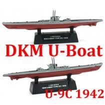 Easy Model 37320 GERMAN NAVY U-9C 1:700