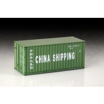 Italeri 3888 Shipping Container 20 Ft.  1:24