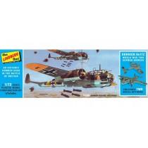 Lindberg HL414 Dornier Do17Z German Bomber  1:72