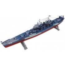 Atlantis H-457 USS Pittsburgh CA-72 heavy Cruiser  1:490