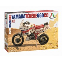 Italeri 4642 YAMAHA Ténéré 660cc Paris Dakar 1986  1:9