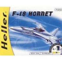 "Heller 49905 F/A-18 Hornet 1:144 "" Model Set """