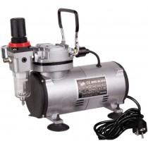 "Fengda AS18-2 Mini Compressor de Ar "" BI-VOLT """