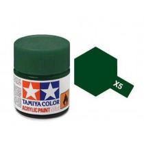 Tamiya 81505 Verde  X-5  - Brilhante -