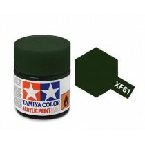 Tamiya 81761 Verde escuro XF-61