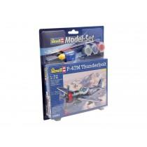 """Revell 63984 P-47M Thunderbolt 1:72  """" Model-Set """""""