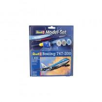 """Revell 63999 Boeing 747-200 1:450  """" Model-Set """""""