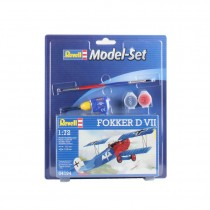 Revell 64194 Fokker D VII  1:72  Model Set