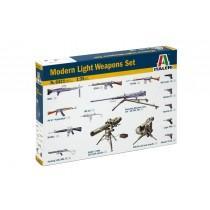 Italeri ITA6421 Modern Light Weapons Set ( 45 ) 1:35