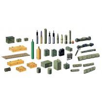 Italeri 6423 Modern Battle Accessories ( 208 ) 1:35