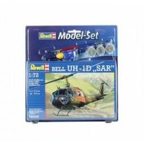 "Revell 64444 Bell UH-1D SAR  1:72  "" Model Set """