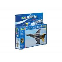 """Revell 64844 F-16 C SOLO TÜRK  1:72  """" Model-Set """""""