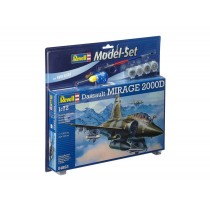 "Revell 64893 Dassault Mirage 2000D 1:72 "" Model-Set """