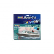 "Revell 65808 Queen Mary 2  1;1200  "" Model-Set """