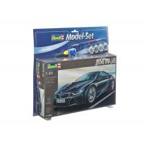 """Revell 67008 BMW i8 1:24  """" Model-Set """""""