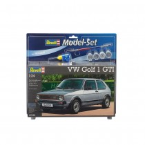 "Revell 67072 VW Golf 1 GTI 1:24  "" Model- Set """
