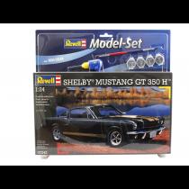 """Revell 67242 Shelby Mustang GT 350  1:24 """" Model-Set """""""
