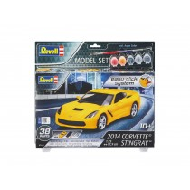 "Revell 67449 Corvette Stingray 2014  1:25   "" Model Set """