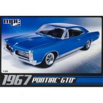 MPC 710 Pontiac GTO 1967  1:25