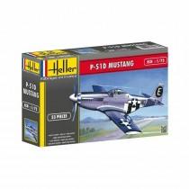 Heller 80268 P-51 Mustang  1:72