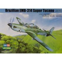 Hobby Boss 81727 Brazilian EMB-314 Super Tucano 1:48