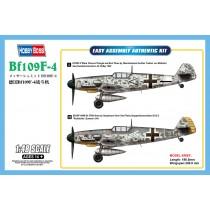 Hobby Boss 81749 Bf109F-4  1:48