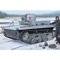 Hobby Boss 83820 Soviet T-37TU Command Tank 1:35