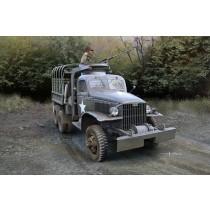 Hobby Boss 83833 US GMC CCKW-352 Machine Gun Turret Version 1:35