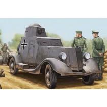 Hobby Boss 83884 Soviet BA-20M Armored Car 1:35