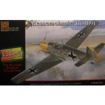 """Pegasus 8412 Messerschmitt Bf-109 E4 1:48 """" SNAP """""""
