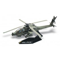 """Revell 85-1183 AH-64 Apache Helicopter 1:72 """" SnapTite """""""