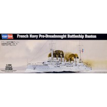 Hobby Boss 86503 French Navy Pre-Dreadnought Battleship Danton 1:350