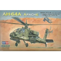 Hobby Boss  87218 AH-64A Apache Attack Helicopter  1:72