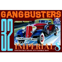 """MPC 926 CHRYSLER IMPERIAL """"GANGBUSTERS"""" 1932  1:25"""