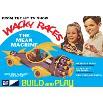 "MPC 935 WACKY RACES - MEAN MACHINE  "" Dick Vigarista "" 1:25  "" SNAP """