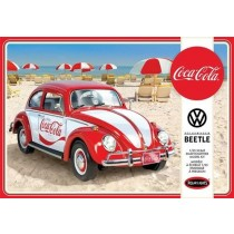 Polar Lights 960 Volkswagen Beetle Coca-cola 1:25
