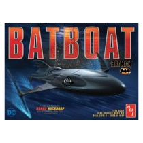Amt 1025 Batman Batboat  1:25