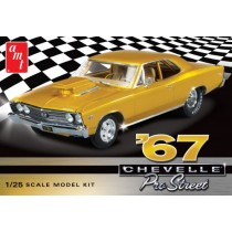Amt 876 Chevy Chevelle Pro Street 1967 1:25