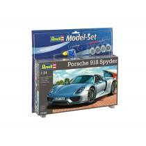 """Revell 67026 Porsche 918 Spyder 1:24 """" Model-Set """""""