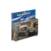 Revell 67057 Audi R8  1:24  Model-Set
