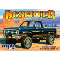 MPC 848  GMC Pickup 1984  1:25