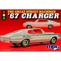 MPC 829/12 Carro Dodge 1967  1:25